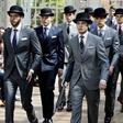 首个伦敦男装周上的精彩瞬间