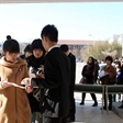 """民航大学招聘空乘 报考""""降温"""" 就业形势很热"""