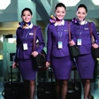 """未来空乘人员缺口巨大 空乘不是""""青春饭"""""""