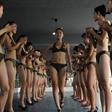 河南省2012年艺术类模特空乘专业考试现场