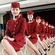 空中乘务培训:美丽准空姐训练进行曲