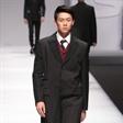 高中生模特新面孔走红中国时装周