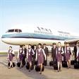 六大航空公司偏爱什么脸型美女?