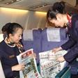 马来西亚航空面试空服员 男性应征者反应佳
