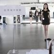 模特艺考招生会 北京城市学院服装表演专业考试