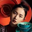 名模刘丽洁近期拍摄时尚大片