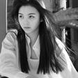 过目难忘,哈尔滨新丝路李安娜的黑白时尚大片