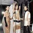 新面孔模特何若阳登上《ELLEMEN》二月刊!演绎Max Mara品牌风尚