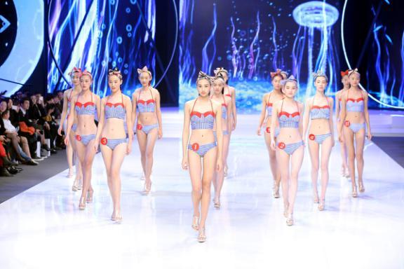 京东·新面孔模特大赛 开创美女经济新时代