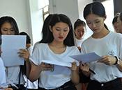 华谊新面孔影视模特大赛选手报到