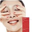 这组模特王一诺的美妆大片中的唇色都是我喜欢的