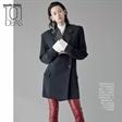 新面孔模特魏小涵出镜《嘉人》12月刊 冬靴也有大奥秘