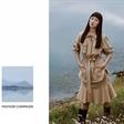 新面孔名模王涵出镜3COLOUR2018春季广告