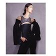 王艺时尚大片,用黑与灰诠释现代时尚的精髓!
