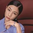 新面孔模特王艺为芭莎珠宝拍摄珠宝大片!