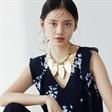 孙伊涵出镜《CHICTEEN》四月刊 豆蔻少女清新灵动