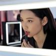 孙伊涵亮相天猫超级品牌日活动,肆意玩妆,颠覆风潮。 