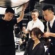 2018年京东新面孔模特大赛赛前准备