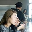 2018年京东新面孔模特大赛彩排现场