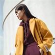 AFIA认证模特李芙瑶出镜美特斯邦威旗下品牌MECITY2018秋冬广告