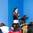 北京城市学院焦健老师来校讲座 面授指导2019艺考生