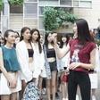 newface2019服装表演专业艺考生参观北京服装学院