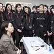 Newface高等院校表演专业艺考招生会:天津工业大学 专场面试