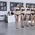 newface2019服装表演专业艺考生镜前模拟考试