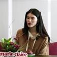 嘉人专访新面孔超模何穗:我的成功靠幸运