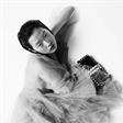 """模特江静娜出镜《Vogue》香港版4月刊""""The Infinity"""""""