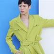 模特李旼皙最新广告大片拍摄