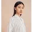 模特王一诺演绎OVV 品牌女装广告