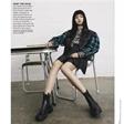 李芙瑶登上澳大利亚版《Vogue》8月刊