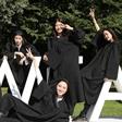 意大利米兰新面孔国际模特学院校园生活