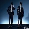 刘治成、李旼皙出镜《Madame Figaro》十月号封面