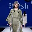 2020S/S中国国际时装周 | 新面孔模特助演自然生活·理臻大秀