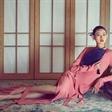 魏小涵拍摄《时尚新娘COSMOBride》杂志大片