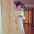 魏小涵登上《时尚新娘COSMOBride》杂志