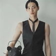 李旼皙拍摄《W Magazine》三月刊时尚大片