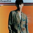 李旼皙拍摄《esquire》二月刊时尚大片