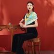 《爱上超模》亚军付欢欢最新时尚大片拍摄