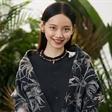 孙伊涵拍摄Dior新季成衣宣传画报
