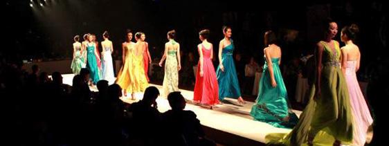 哈尔滨新丝路模特学校学员风采