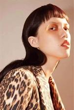 新面孔Model]陈园园出镜《GRAZIA红秀》十二月刊 橘