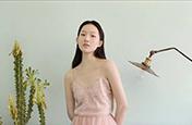 新面孔杨慧莹服装展示视频