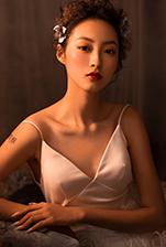 模特刘泽铭最新时尚大片拍摄