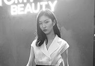 模特全涛演绎标榜杂志高级时装大片