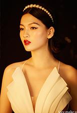 模特郭艳最新婚纱创作大片精彩上线