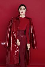王妍苏拍摄TONGLI SIGNATURE新年系列