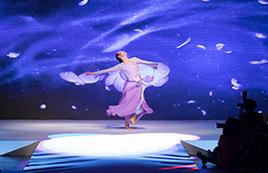 2020艺考季大幕近千名服装表演专业艺考生参加高等院校招生会